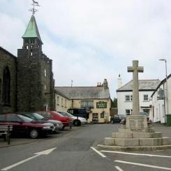 Hartland Church and Pub