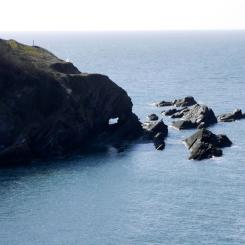 Hele Bay Headland
