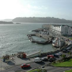 Plymouth Sound from the Hoe