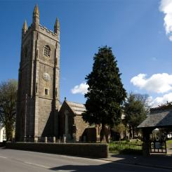 Holsworthy church