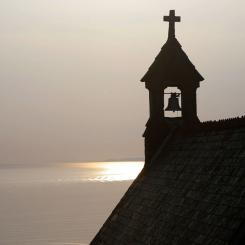 Chapel Silhouette - Hope Cove