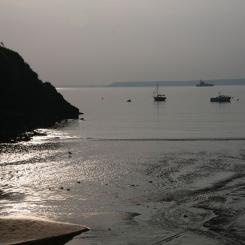 Hope Cove - Evening Light