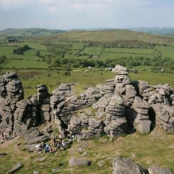 Hound Tor Climbing Group