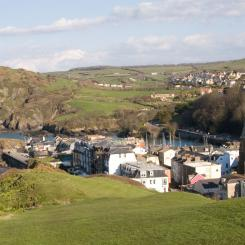 Ilfracombe - View from Capstone Hill