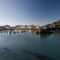 Ilfracombe Harbour (Wide Angle)