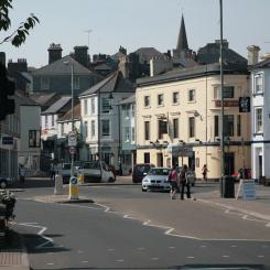 Downtown Kingsbridge