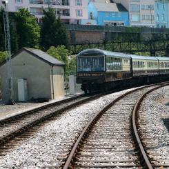 Kingswear Train