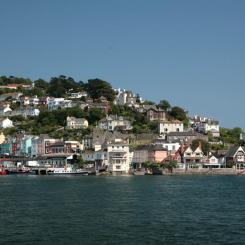 Kingswear from Dartmouth