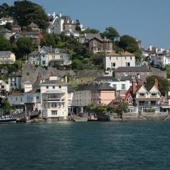 Kingswear cottages