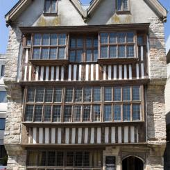 Merchant's House - Plymouth