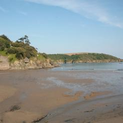 North Sands Beach - Salcombe
