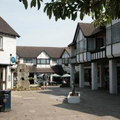 Okehampton Shopping Precinct