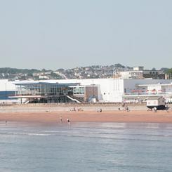 Paignton Seafront Panorama