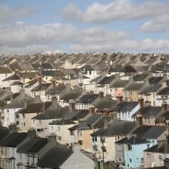 Plymouth Terraced Houses