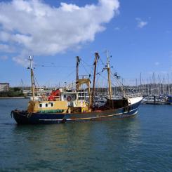 Plymouth Trawler