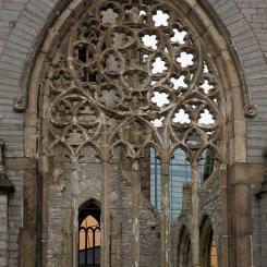 Charles Church Ruins - Plymouth