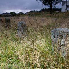 Dartmoor Prisoner Graves - Princetown