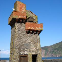 Rhenish Tower - Lynmouth