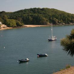 Kingsbridge Estuary at Salcombe