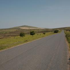 Road to Hay Tor