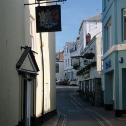 Salcombe - Fore Street