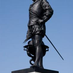 Sir Francis Drake Statue - Plymouth Hoe