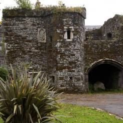 Betsy Grimbal's Tower - Tavistock Abbey