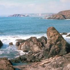 Burgh Island from Thurlestone