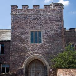 Tiverton Castle