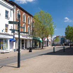 Fore Street - Tiverton