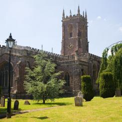 Tiverton Parish Church