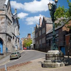 St Peters Street -Tiverton