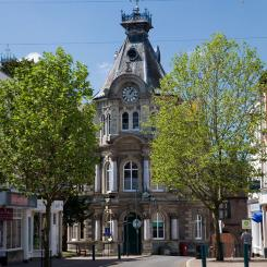 Tiverton Town Hall