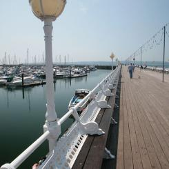 Princess Pier Benches - Torquay