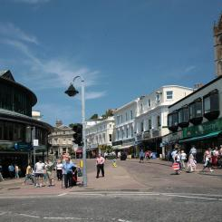Torquay Shopping Street