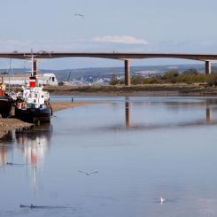 Torridge Bridge - Bideford