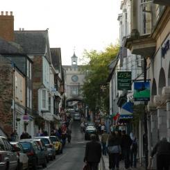 Fore Street - Totnes