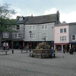 Civic Square - Totnes