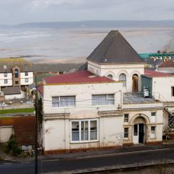 Westward Ho! - Not from the Tourist Brochure!