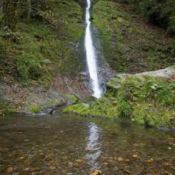 Whitelady Waterfall - Lydford Gorge