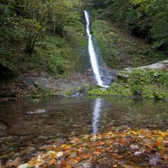 Whitelady Waterfall - Lydford Gorge