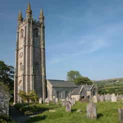 Widecombe-in-the-Moor Chruch