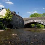 Bridge over River Batherm - Bampton