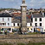 Barnstaple Clock Tower
