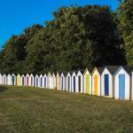 Broadsands beach huts