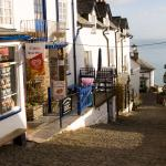 Clovelly Village Shop