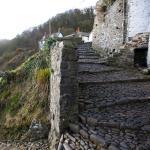 Clovelly Steps