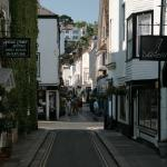 Dartmouth Shopping Streets