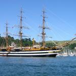 Tall Ship - Dartmouth