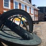 Armillary Sphere - Exeter Quayside